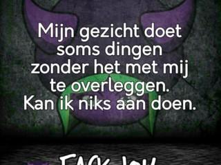 fack you